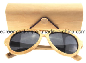 Wooden/Bamboo Sunglasses Case (W2) pictures & photos