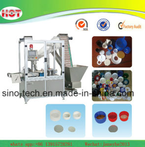 Automatic Cap Liner Cutting and Feeding Machine pictures & photos