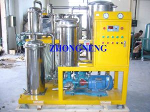 Tya Series Vacuum Phosphate Ester Fire-Resistant Oil Recycling Machine pictures & photos