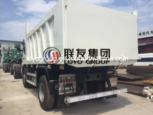 Sinotruk Cdw 4X2 Dump Truck with 180HP pictures & photos