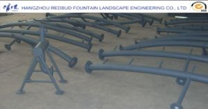 High Pressure Marine Paint Spraying Galvanized Pipe for Water Fountain pictures & photos