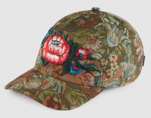 Floral Baseball Cap pictures & photos
