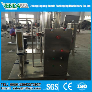Zhangjiagang CSD Carbonated Drink Filling Machine pictures & photos