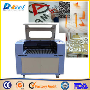 Reci 150W Cheap 20mm Acrylic CNC Cutter CO2 Laser pictures & photos