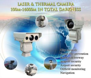 1km Night Vision 2.0MP 10W Laser Intelligent HD PTZ Camera (SHJ-HD-TE-SC) pictures & photos