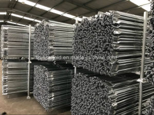 Galvanized Scaffolding Cross Brace for Frame Scaffold System pictures & photos