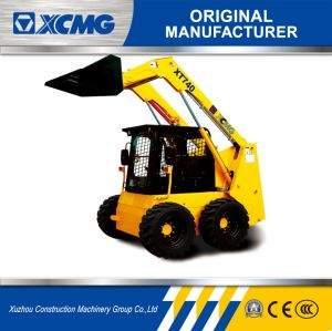 XCMG Official Original Manufacturer Xt740 Chinese Skid Steer Loader pictures & photos