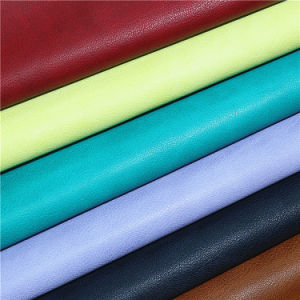 Exported Quality PU Fashion Bag Leather Made in China pictures & photos