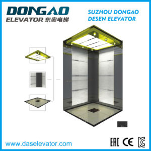 2017 Hottest Passenger Elevator with High Reliability and High Security pictures & photos