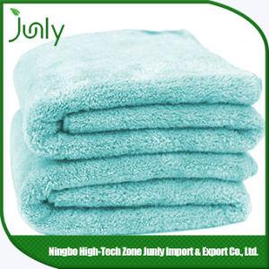 Practical Bathrobes for Women Microfiber Terry Cloth Bathrobe pictures & photos