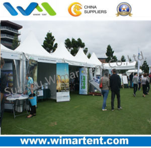 Hot Sale 5X5m Pagoda Marquee Booth Tent for Outdoor Trade Show pictures & photos