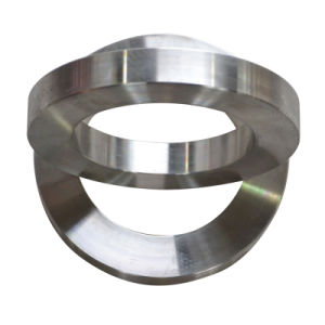OEM Machined Round Stainless Steel/ Brass/ Aluminum/ Zinc Ring Parts Lowest Price Manufacturer