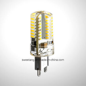 Indoor Lighting LED G9 Bulb 3W 5W AC220V for Decorative Lamp pictures & photos