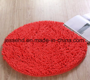 Popular Luxury Microfiber Polyester Chenille Carpet pictures & photos