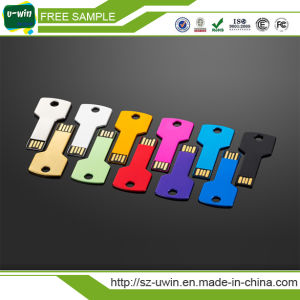 Colorful Custom Promotional Key USB pictures & photos