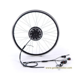 Smart Pie 5 Electric Bicycle Conversion Kit/BLDC Motor/ Hub Motor/No. 1 Choice of Electric Bicycle Motors pictures & photos