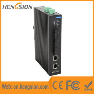 5 Megabit Tx and Fx Ports Industrial Ethernet Switch pictures & photos