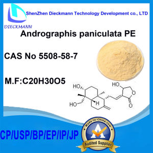 Andrographolide Natural Feed Additive Andrographis Paniculata Extract CAS No 5508-58-7 pictures & photos