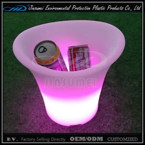 Ice Bucket Bar Furniture for Beer Holding Chargeable pictures & photos