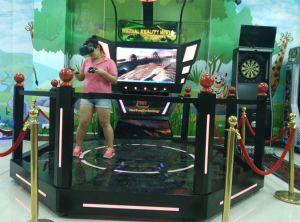 Interactive Simulator Vr HTC Vive 9d 12D Cinema pictures & photos