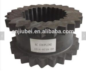 Atlas Copco Rubber Flexible Black Coupling 1614873900 pictures & photos