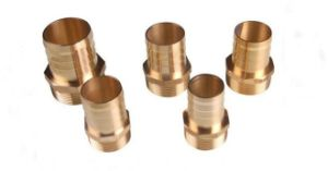 Male Thread Brass Connector Pipe Fittings pictures & photos