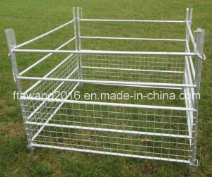 Hot Dipped Galvanized Corral Fencing Panel with Half Mesh pictures & photos