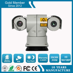300m Night Vision 30X Zoom 2.0 Mega Pixels Vehicle HD IP Laser PTZ Camera (SHJ-HD-TL) pictures & photos