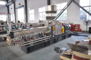 Ce Lab Co-Rotating Tse-30A Twin Screw Compounding Extruder pictures & photos