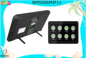 9I Nch Video Door Phone with Recording Intercom System pictures & photos