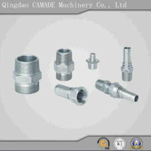 Stainless Steel Hydraulic Fittings with High Quality pictures & photos