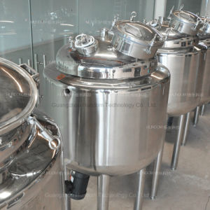 Stainless Steel Magnetic Stirring Tank for Medicine pictures & photos