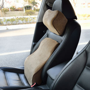 Fitting Car Seat Memory Foam Back Cushion for Car pictures & photos