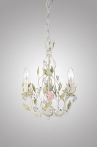Factory Top Sale Floral Chandelier pictures & photos