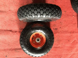 Pneumatic Wheelbarrow Rubber Wheel pictures & photos