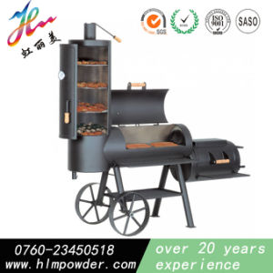 Heat Resistant Powder Coatings for BBQ Grill pictures & photos