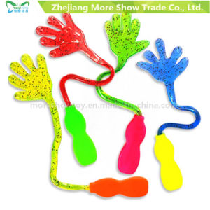 Wholesale TPR Plastic Hands Sticky Toys Kids Party Favors pictures & photos