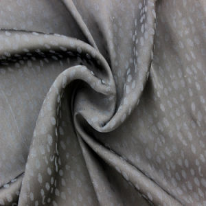 100% Polyester DOT Jacquard Fabric for New Style Fashion Garment pictures & photos