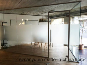 Rational Price Office with Aluminum Frosted Glass Partition pictures & photos