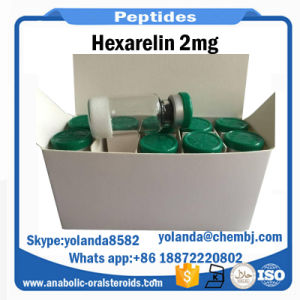 99% Synthetic Polypeptide Hexarelin Acetate / Hexarelin 2mg/Vial for Muscle Growth pictures & photos