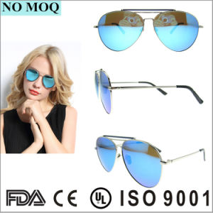 Fashion Metal Sunglass for Unisex with Ce FDA pictures & photos