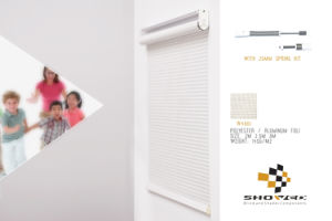 25mm Spring Roller Blind/Shade W4001 pictures & photos