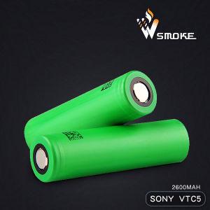 Battery for Sony Vtc5 2600mAh 3.7V for Sony Us18650vtc5