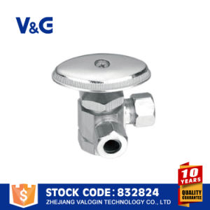 Brass Angle Valve with High Polishing (VG-E12231) pictures & photos