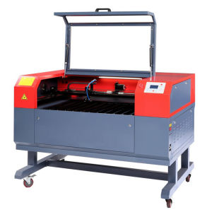 Laser Cutting Machine Two Choice About High-Speed or Straight pictures & photos