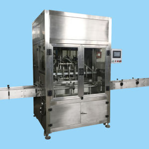 Filling Machine Full Automatic Labeling Machinery Assembly Line pictures & photos