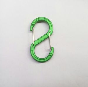 S Shaped Aluminum Carabiner Hook pictures & photos