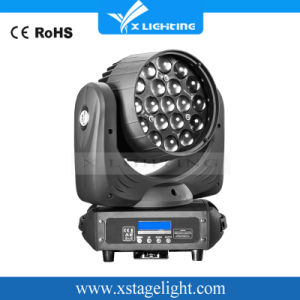 High Quality Osram LED DJ Light 19*12W Moving Head Beam Lighting pictures & photos
