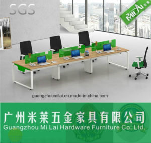 Modern Simple 6 Person Seat Office Furniture Partition Workstation Table Frame pictures & photos