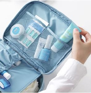 New Upgraded Version of The Three Generation Korean Multifunctional Travel Bag Cosmetic Bag Containing Wash Bag pictures & photos